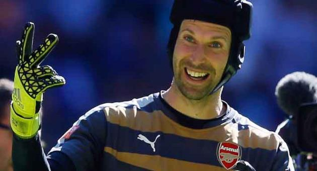 195ca364f33 Arsenal goalkeeper Petr Cech is planning to retire from soccer at the end  of the season, ending the career of one of the best netminders in the  Premier ...