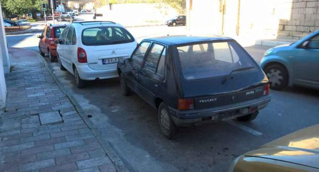 Despite police reports abandoned cars still taking up precious despite police reports abandoned cars still taking up precious parking space in st julians sciox Images