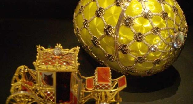 Priceless eggs as precious gifts the malta independent egg was created by peter carl faberg in faberge commissioned by the tsar who wanted to give his wife empress marie fedorovna a special easter gift negle Gallery