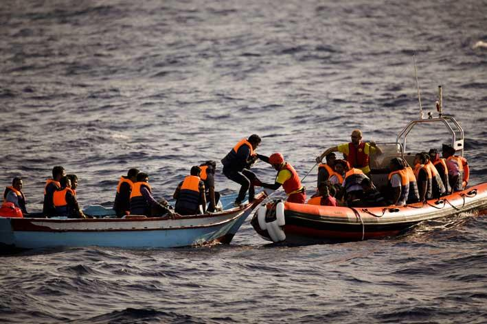 Italy focuses on Libya mission to manage migrant crisis