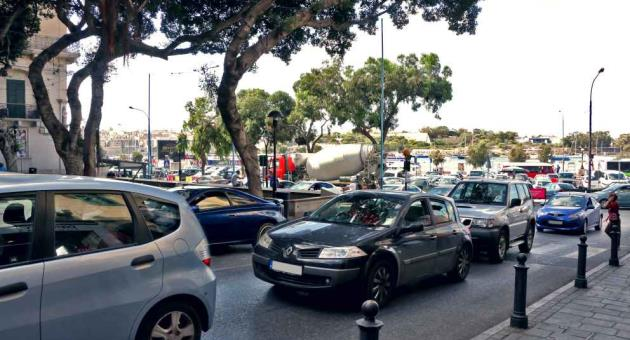 The Number Of Licensed Vehicles On Maltese Roads Has Increase To A Net Average 33 New Per Day Figures Released By National Statistics