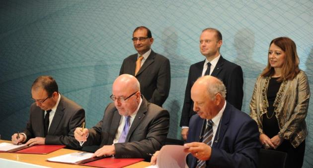Mcast University Public Sector Sign Agreement To Set Up Institute