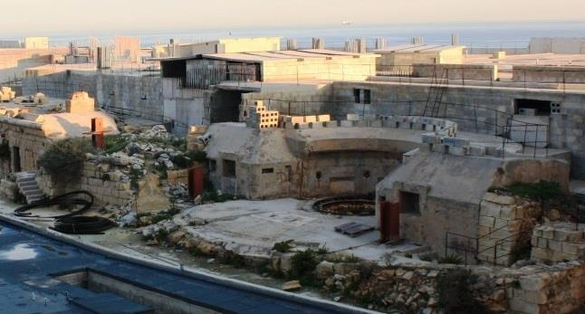 Planning Authority Board approves restoration of Garden Battery at