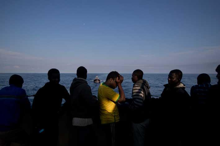 Ukrainians accused of smuggling migrants aboard yacht extradited to Italy