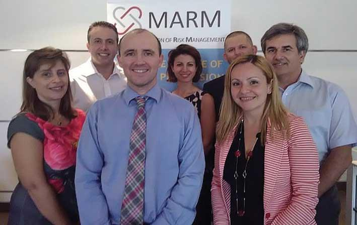 MARM new Board: Ingrid Azzopardi, Ian Edward Stafrace, Dominic Fisher, Dorothy Kim Vella, Dr Paul Magro, Sharon Cilia Tortell and Dr Simon Grima