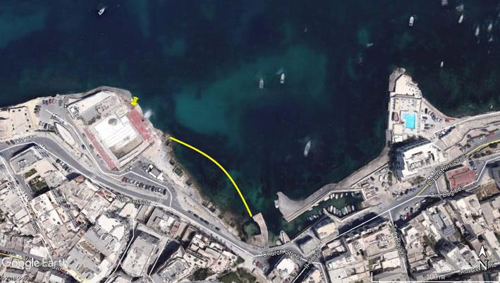 Health warning against swimming near Sirens in St. Paul's Bay lifted - The Malta Independent