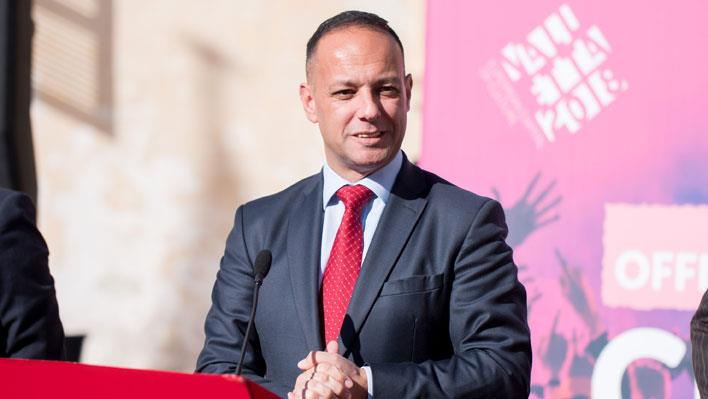 No intention to kick Jason Micallef out of Valletta agency - Minister Herrera