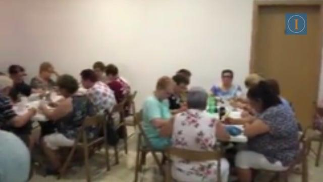 Watch: PN 'alive and kicking', Arrigo says, with video of people playing  tombola - The Malta Independent
