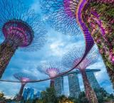 Singapore, one of the many destinations one can fly to via Emirates this autumn