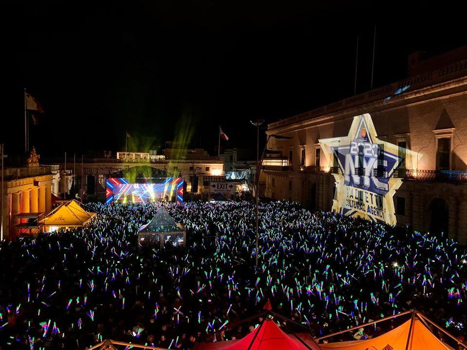 Traditional Valletta New Year's Eve event to be replaced by television variety show