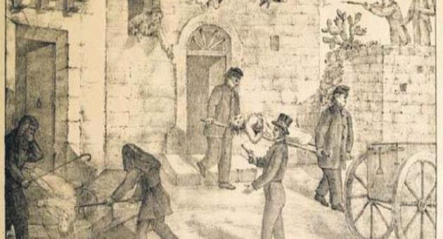 How poor leadership may have cost thousands of lives when Malta faced the  plague in 1675, 1813 - The Malta Independent