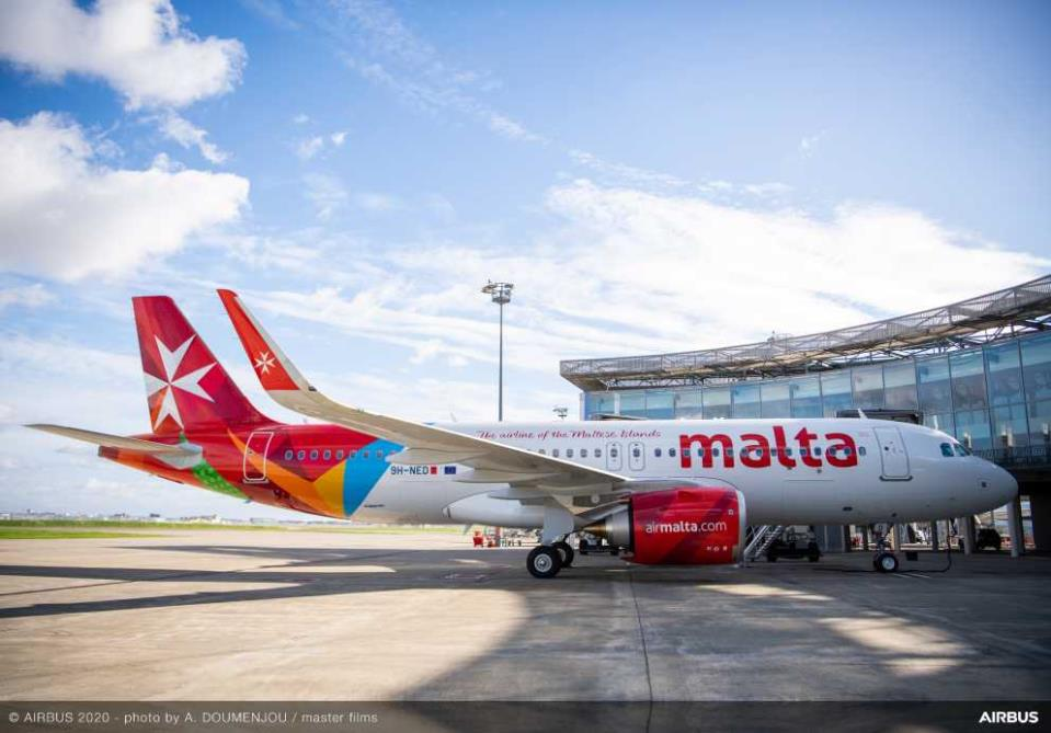 Finance Minister to fly to Brussels on Friday for state aid talks for Air Malta